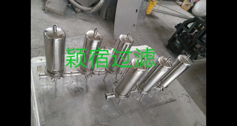 管道过滤器价格怎么样 贴心服务 上海颖宿过滤设备供应