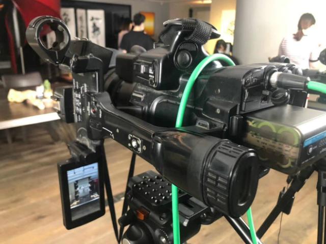 温州发布会直播录制团队 贴心服务 上海影逊文化传播供应