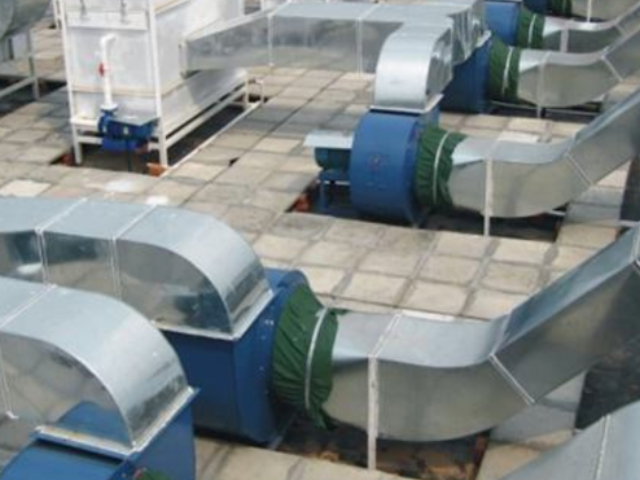 質量好的廠房降溫通風系統
