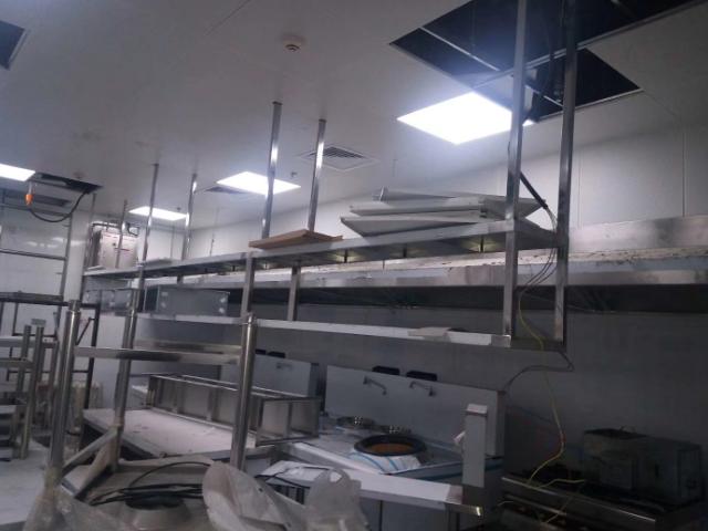 成都餐飲廚房油煙處理 來電咨詢「上海吟悅通風設備供應」