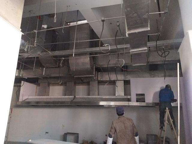 厨房管道抽油烟装置品牌 欢迎来电「上海吟悦通风设备供应」