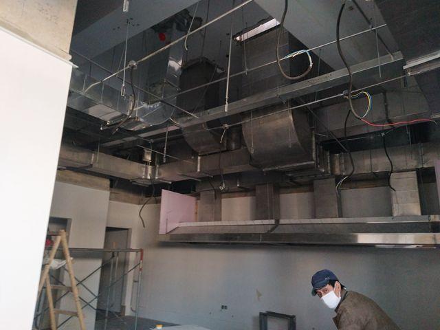 厨房抽排油烟管道经销商 欢迎咨询 上海吟悦通风设备供应