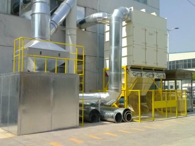 南通环保废气工程哪里有 欢迎咨询 上海吟悦通风设备供应