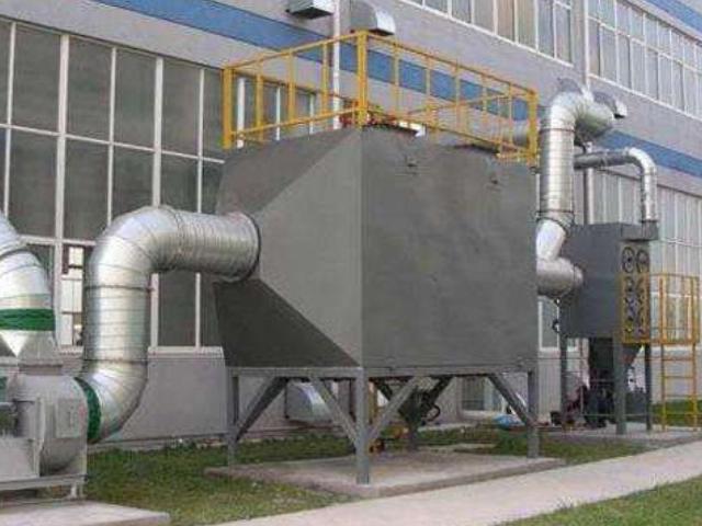 南京有机废气净化设备价格 推荐咨询「上海吟悦通风设备供应」
