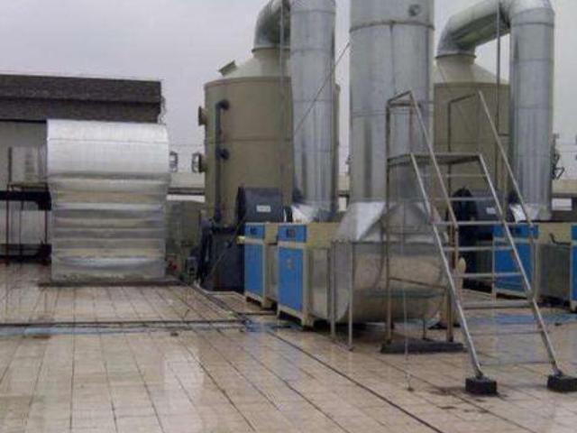 质量好的环保废气工程 欢迎咨询「上海吟悦通风设备供应」
