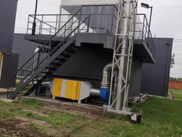 廢氣凈化設施銷售廠家