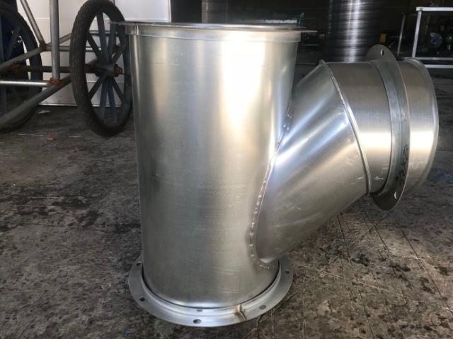 長沙白鐵風管的制作,風管加工