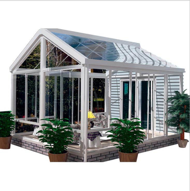 花园阳光房铝合金,阳光房