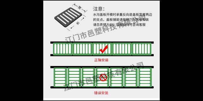 上海地溝蓋板廠家 歡迎來電 江門市邑塑科技供應