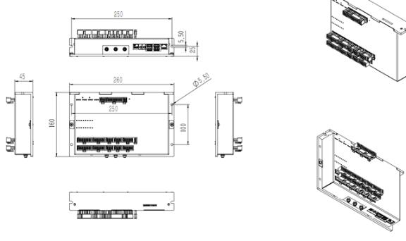深圳激光定位控制器系統 來電咨詢 深圳易行機器人供應