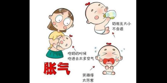 婴儿肚子胀气表现及原因「 即遇化妆品供应」