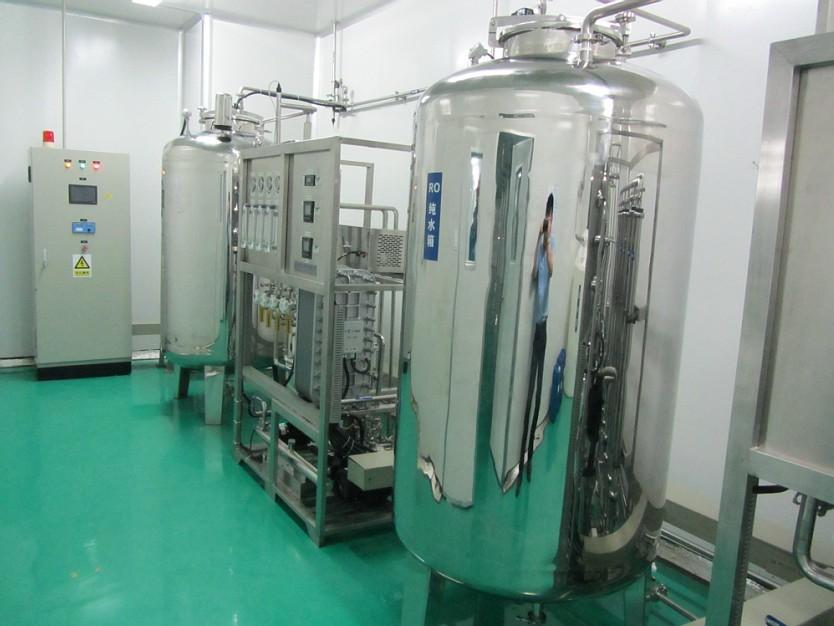 鹰潭纯化水设备公司有哪些 信息推荐 上海益源环保科技供应