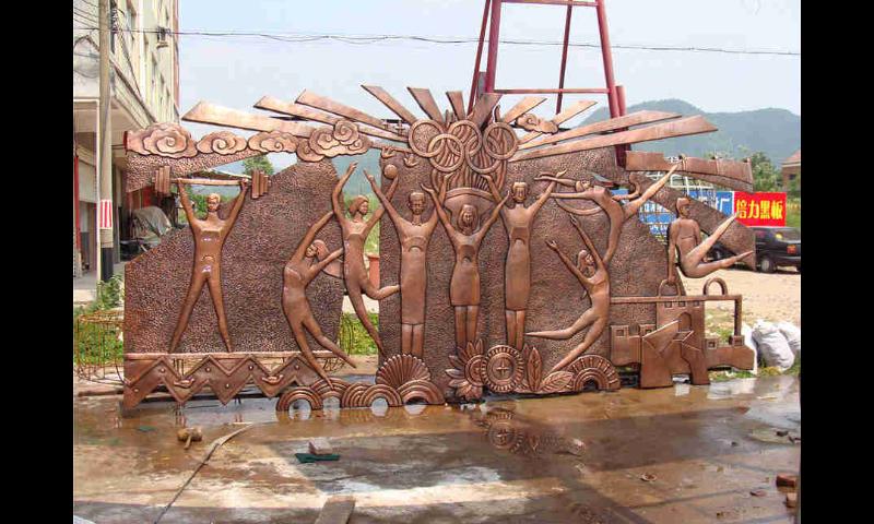 滁州创意浮雕联系方式 贴心服务「永康市顺腾雕塑供应」