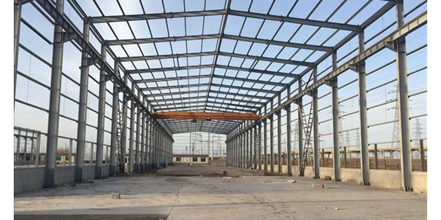 昭通正規鋼結構廠家現貨 云南恒久鋼結構工程供應