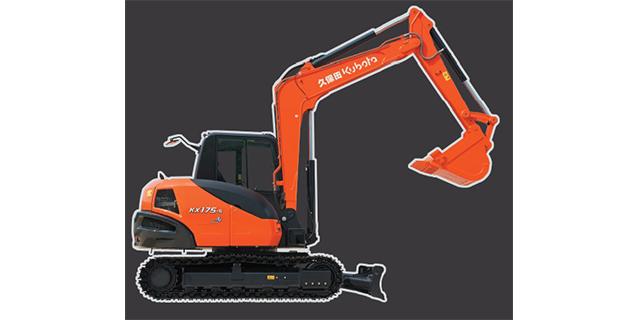 臨滄久保田小型液壓挖掘機KX175性能怎么樣,小型液壓挖掘機KX175