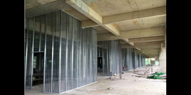 吉林装配式中空内模金属网水泥隔墙厂家直供 铸造辉煌 云南联固建筑材料供应