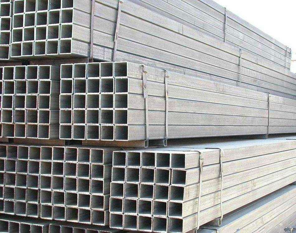 紅河州Q345B鍍鋅方管經銷商「云南貿軒鋼材廠家批發供應」