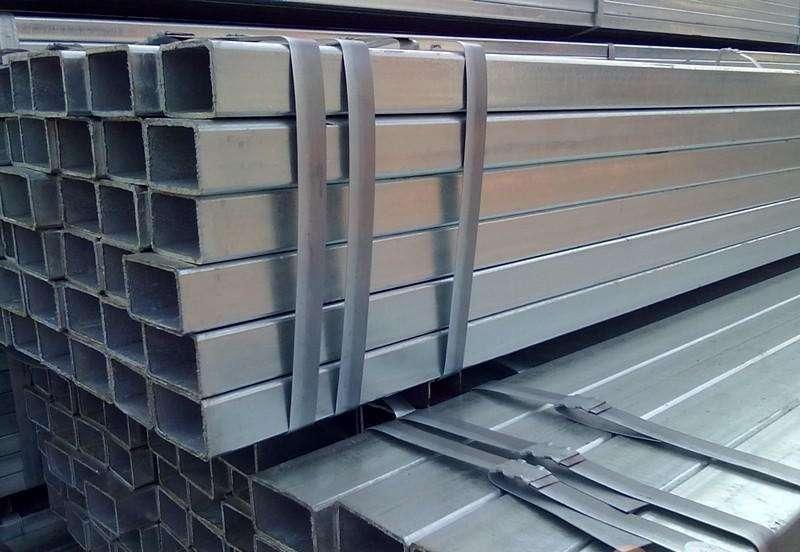云南鍍鋅方管規格齊全「云南貿軒鋼材廠家批發供應」