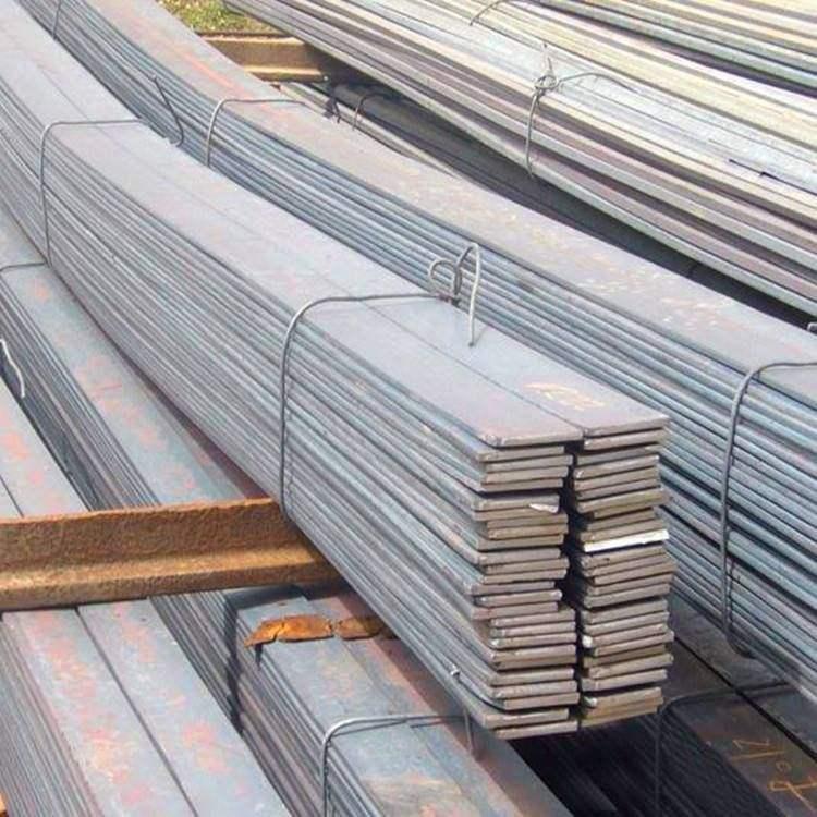 昭通質量鍍鋅扁鋼廠家「云南貿軒鋼材廠家批發供應」