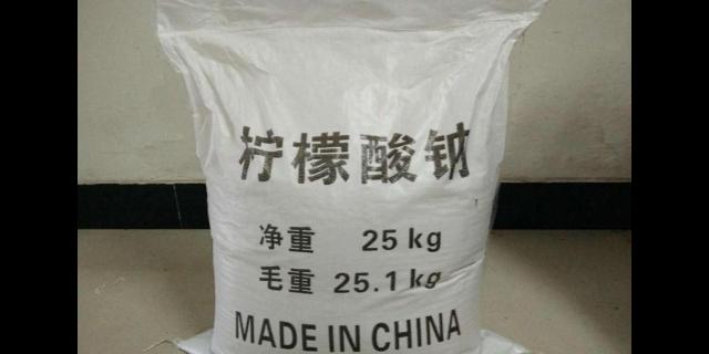 吉林综合柠檬酸钠订制价格