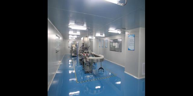 金華LED潔凈室設計公司,無塵車間