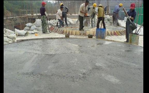 昆明混凝土施工工藝 昆明永欣建材混凝土公司供應