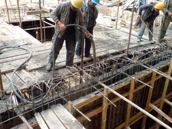 昆明輕質泡沫混凝土施工價格 昆明永欣建材混凝土公司供應