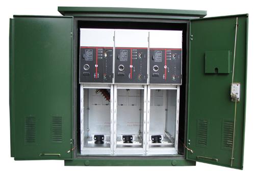 乐清高压欧式电缆分支箱,电缆分支箱