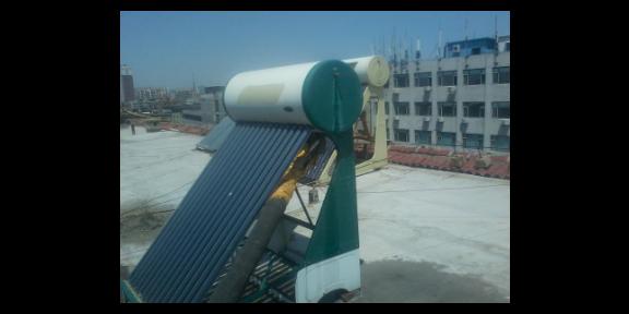 无锡通用太阳能热水器研发