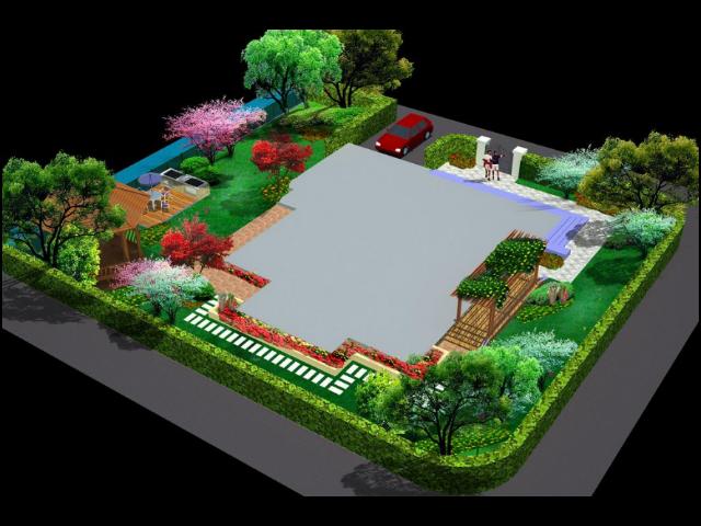玫瑰園別墅裝修怎么樣「浙江園丁工匠裝飾工程供應」