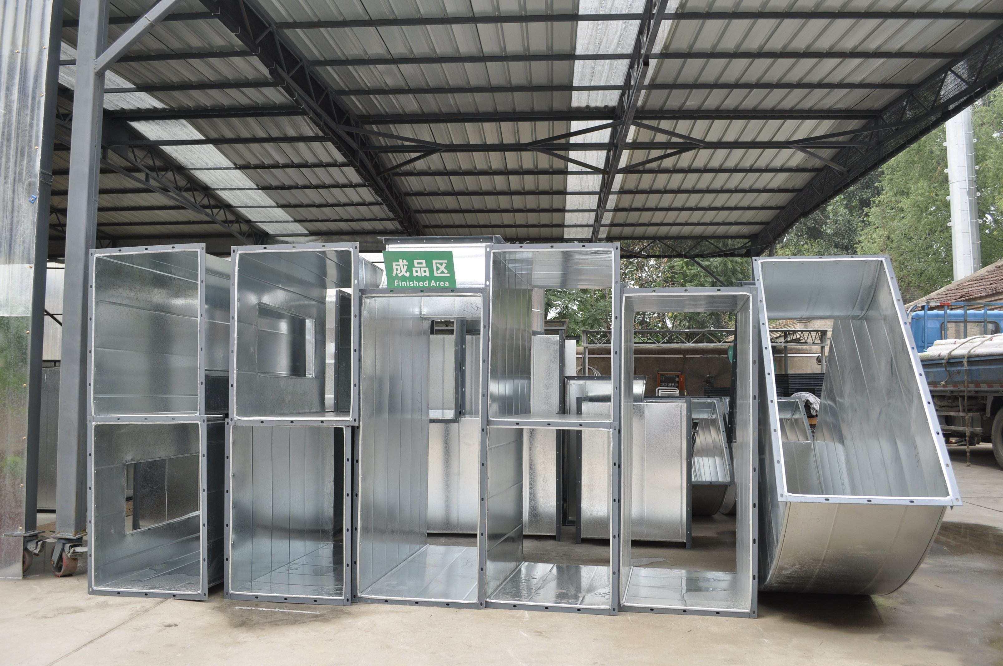 工厂铁皮风管制作安装 欢迎来电「上海远赣通风设备工程供应」
