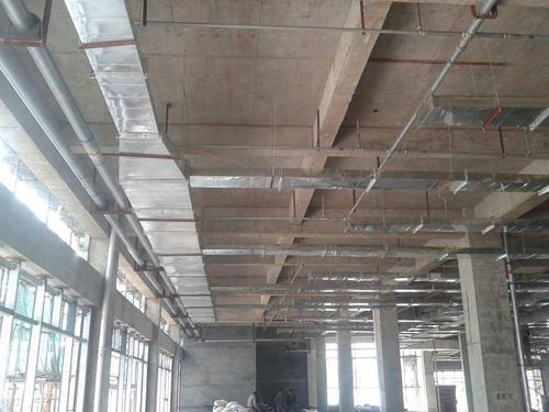 杨浦区高质量铁皮风管制作厂家直销价,铁皮风管制作