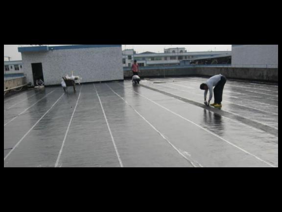 杨浦区楼顶防水工程收费