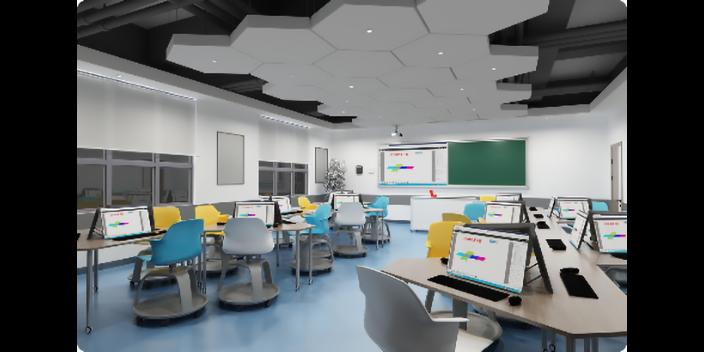重慶極域教室企業解決方案「上海云頃信息科技供應」