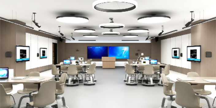 如何建设数字化校园公司
