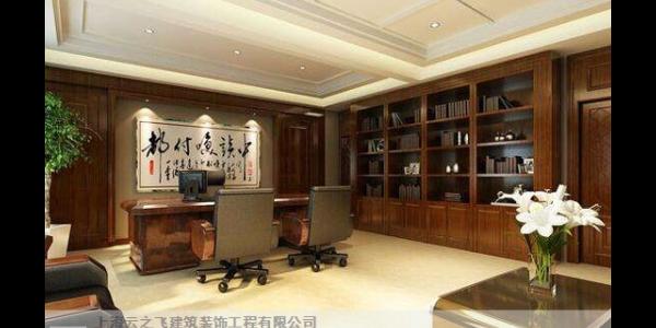 新型办公室装修常见问题「上海云之飞建筑装饰工程供应」