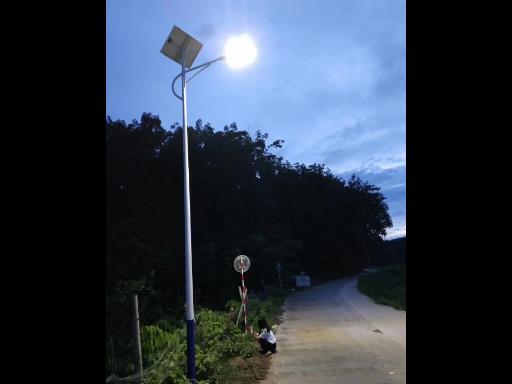 昆明光伏太阳能路灯供电系统 云南禹君太阳能发电供应