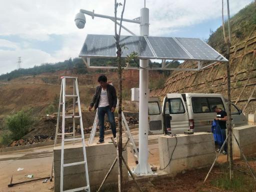 昆明光伏室外监控多少钱 贴心服务 云南禹君新能源科技供应