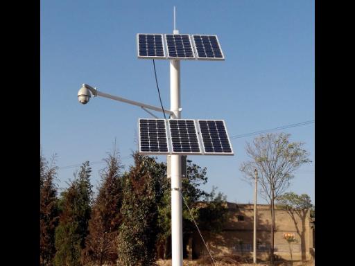 云南太陽能道路監控哪家廠家好 云南禹君太陽能發電供應
