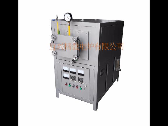 實驗真空氣氛爐型號 服務至上「宜興市精益電爐供應」