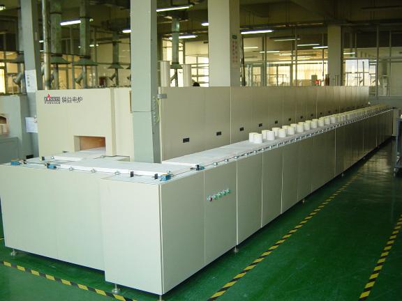 济源 4N5氧化铝推板窑电窑 和谐共赢 宜兴市精益电炉供应