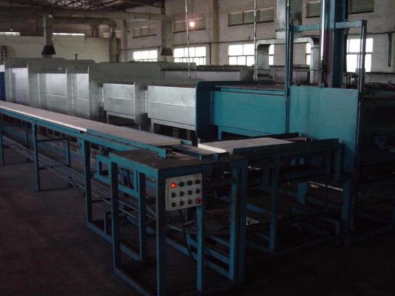 河北5N氧化铝粉推板窑隧道窑炉 和谐共赢 宜兴市精益电炉供应