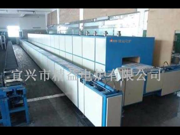 大连4N5氧化铝推板窑推板式隧道电窑 值得信赖 宜兴市精益电炉供应