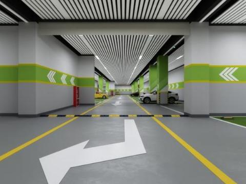 地下停車場設計管理