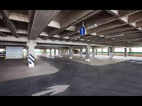 自建房停車場設計方案,停車場