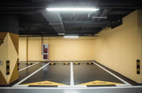 商業地下車庫出入口設計方法 推薦咨詢「上海淵莘停車場管理供應」
