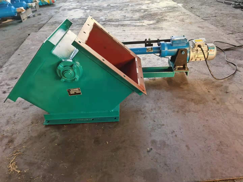 山东三通分料器厂家排名,电液动三通分料器