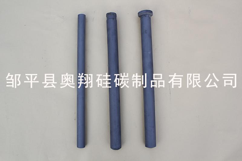 耐高温氮化硅保护管批发零售 邹平奥翔硅碳供应