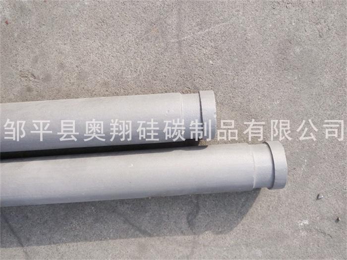 陕西用于测温氮化硅保护管价格 邹平奥翔硅碳供应