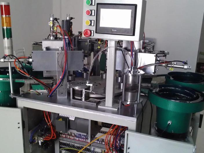 东台自动化设备生产